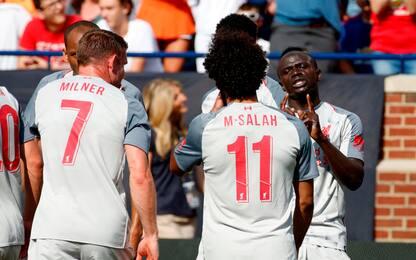 Klopp si vendica su Mou, United-Liverpool 1-4