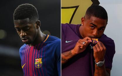 Dembélé, un caso al Barça: Malcom lo preoccupa
