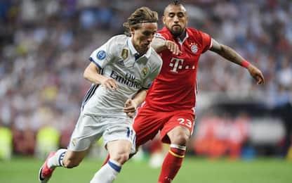 Inter tra Modric e Vidal, sognare ma non illudere