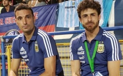Argentina, interregno Scaloni-Aimar: poi il Ct