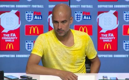 "Guardiola: ""Jorginho vicino, ma voleva Sarri"""