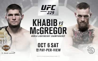 UFC, McGregor is back! A ottobre contro Khabib