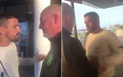 Nacho Novo, ex Rangers litiga con fan del Celtic