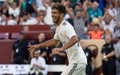 Doppio Asensio e super Bale: Real-Juve 3-1