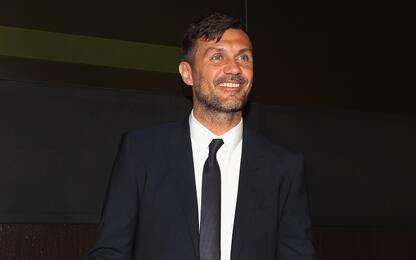 Milan, il ritorno in rossonero di Paolo Maldini