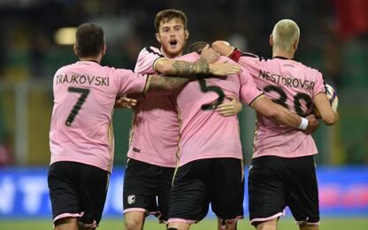 Coppa Italia: Palermo ok, Venezia e Perugia ko