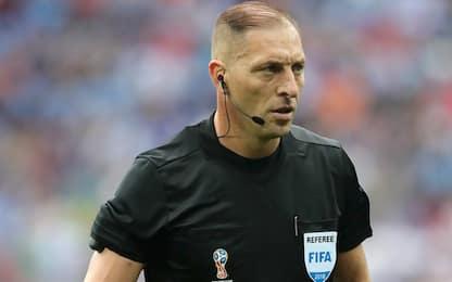 """All'arbitro Pitana il """"Premio Campanati"""""""