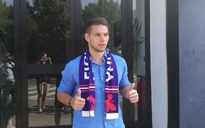 Fiorentina, Pjaca ufficiale: arriva in prestito