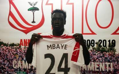 "Carpi, riecco Mbaye: ""Qui mi sento a casa"""
