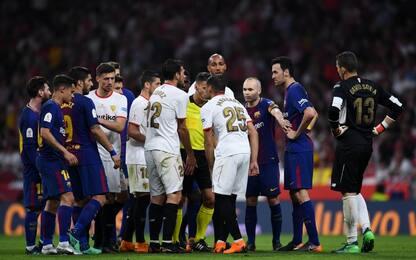 Il Var sbarca in Spagna: debutto in Supercoppa
