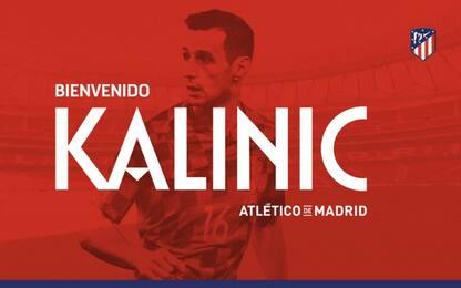 Kalinic all'Atletico Madrid, è ufficiale