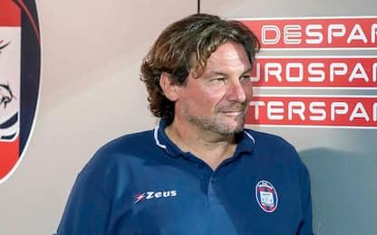 """Crotone, Stroppa: """"Livorno avversario pericoloso"""""""