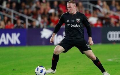 Recupero e assist di 40 metri, che magia di Rooney