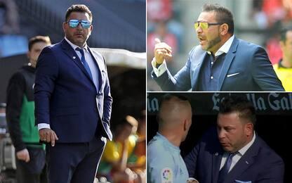 Mohamed, allenatore virale: che show al Celta