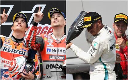 F1 e MotoGP: la guida al weekend su Sky