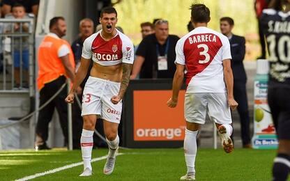Pellegri, primo gol da record con il Monaco