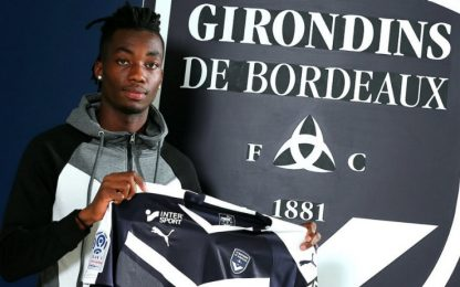 Karamoh in prestito al Bordeaux: è ufficiale