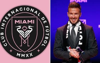 Inter Miami, Beckham annuncia il nome del suo club