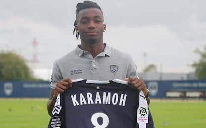 """Karamoh: """"Poco spazio all'Inter. Qui per giocare"""""""