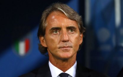 """Mancini: """"Gli errori ci stanno. Balo deve giocare"""""""