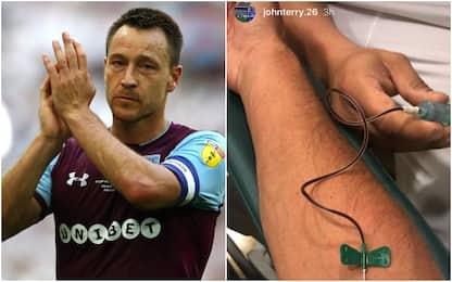 """Terry allo Spartak: """"Non sono pronto per smettere"""""""