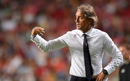 """Mancini: """"Troppi errori. Non riusciamo a fare gol"""""""