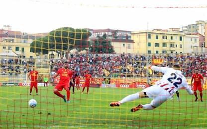 Serie C, i risultati della prima giornata