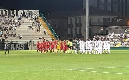 Juve U23 ko alla prima: vince l'Alessandria 2-1