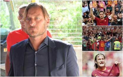 """Totti: """"Spalletti ha spinto per farmi smettere"""""""