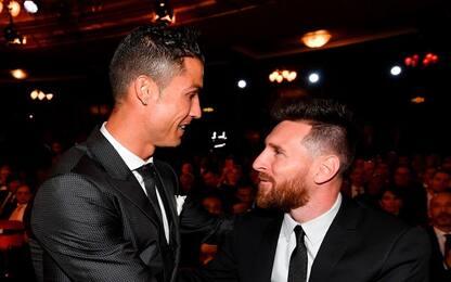 Fifa The Best: Messi vota Ronaldo, CR7... no!