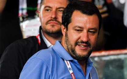 Dl Salvini: c'è norma su bilanci club Serie A e B