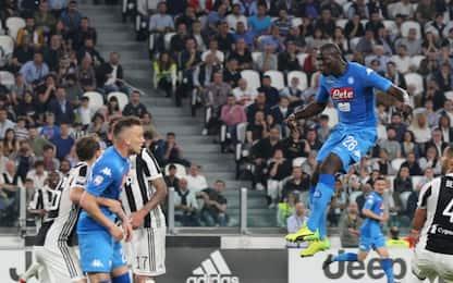 """Koulibaly: """"Gol a Juve? Ho sentito la loro paura"""""""