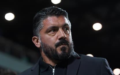 """Gattuso: """"Vittoria che ci dà tranquillità"""""""