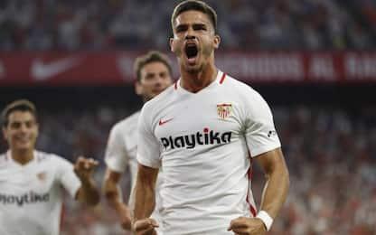 A.Silva super: meglio di CR7 al debutto in Liga