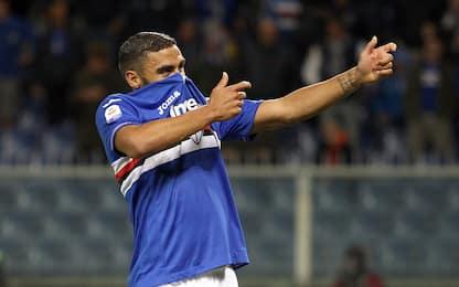 Guizzo di Defrel, 2-1 della Sampdoria alla Spal