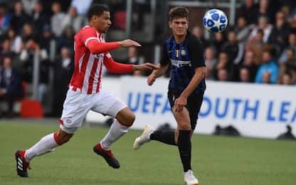 Youth League, l'Inter cade in Olanda: 2-1 PSV