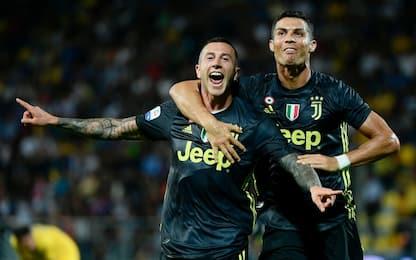 """Bernardeschi: """"Ronaldo meglio di Messi"""""""