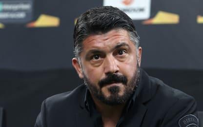 """Gattuso: """"Buon risultato, ma troppi errori"""""""