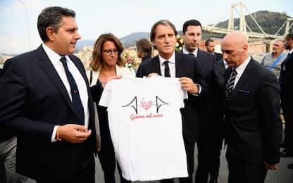 """Nazionale, """"Genova nel cuore"""": tutte le iniziative"""