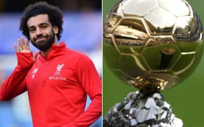 Salah, troppi voti: chiuso sondaggio Pallone d'oro