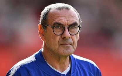 """Sarri: """"Al Chelsea per vincere, amo ancora Napoli"""""""