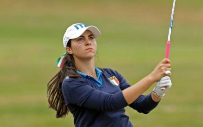 Olimpiadi Giovanili, golf: argento Alessia Nobilio