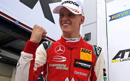 Euro Formula 3, Mick Schumacher è campione