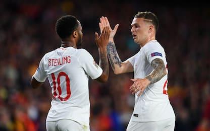 Inghilterra da urlo a Siviglia: 3-2 alla Spagna