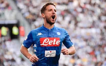"""Mertens: """"Per lo scudetto c'è anche il Napoli"""""""