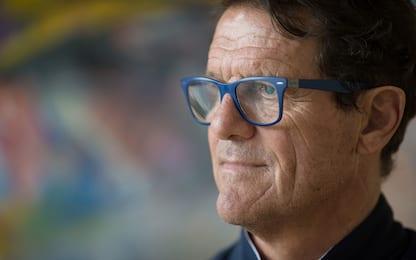 """Capello: """"Bella Italia, ora siamo competitivi"""""""