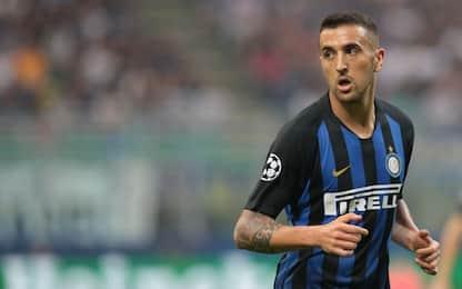Inter, infortunio per Vecino: derby a rischio
