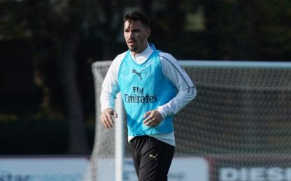 Milan, Romagnoli recupera per il derby
