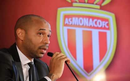 "Monaco, Henry: ""Mi ispiro a Guardiola e Wenger"""
