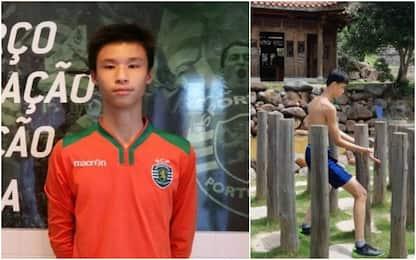Sporting, preso lo Yao Ming dei portieri